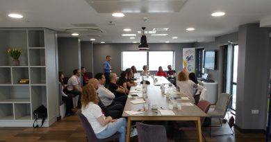 2nd Transnational Partners Meeting in Plymouth, England